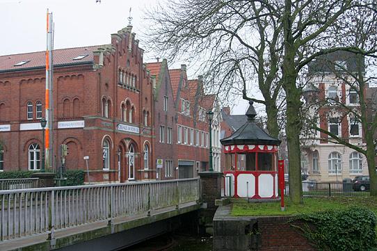 D | Emden (Alte Westmolen-Laterne)