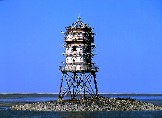 D | Untereversand (»Kormoranturm«)