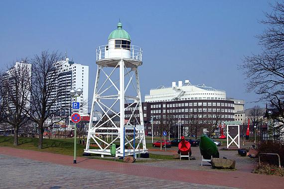 D | Bremerhaven (Altes Sandstedt-Unterfeuer)