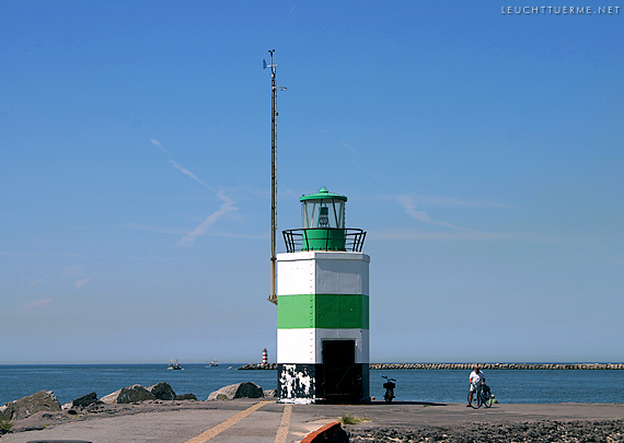 NL | IJmuiden (Oude Zuiderhoofd)