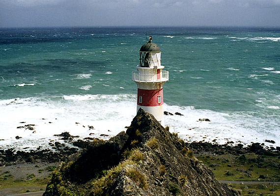 NZ | Cape Palliser