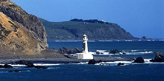 NZ | Pencarrow Head (Lower Light)