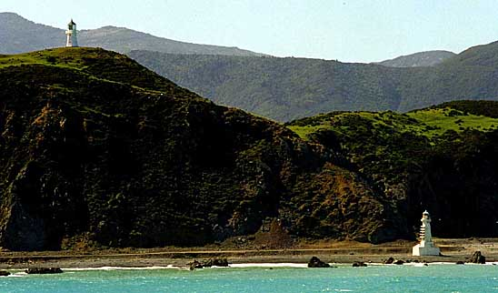 NZ | Pencarrow Head (Old Tower)