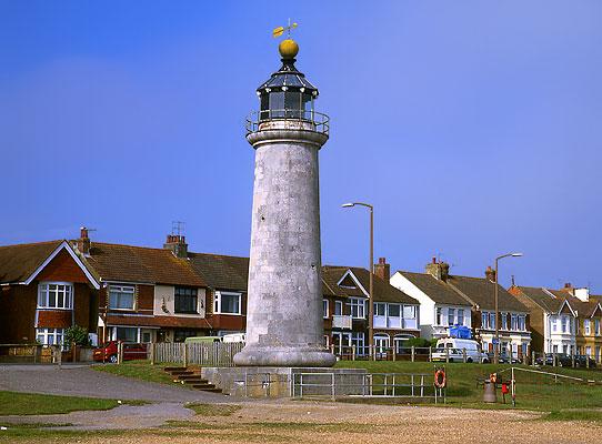 GB | Portslade (Shoreham Middle Pier Range Rear Light)