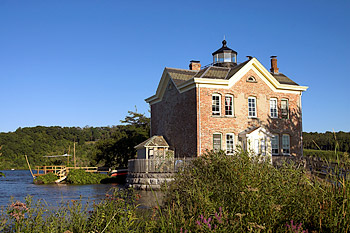 Saugerties Lighthouse | Rechte: M. Werning / leuchttuerme.net