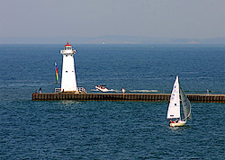 Sodus Outer (Sodus Bay West Pier)