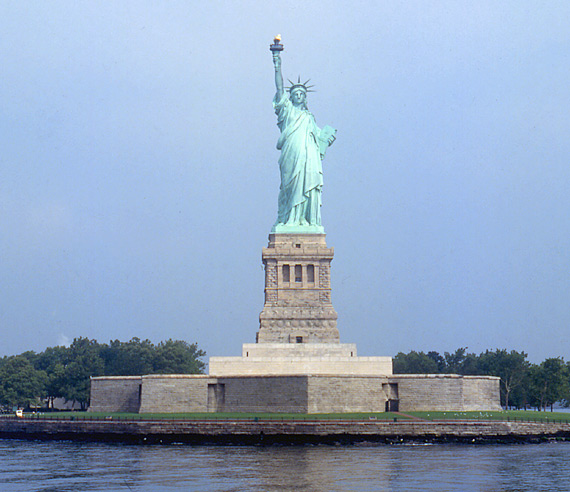 USA | New York (Statue of Liberty)