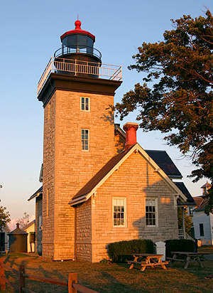 Thirty Mile Point Lighthouse | Rechte: M. Werning / leuchttuerme.net